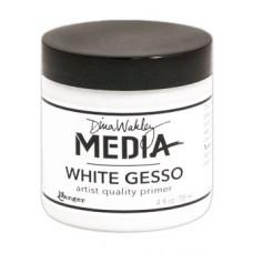 Dina Wakley Media Gesso - White