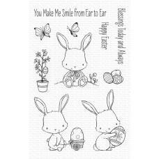 Set štampiljk - Easter Bunnies - My Favorite Things