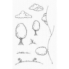 Set štampiljk - SY Scene Builder - My Favorite Things