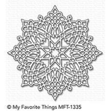 Kovinska šablona - Captivating Mandala - My Favorite Things