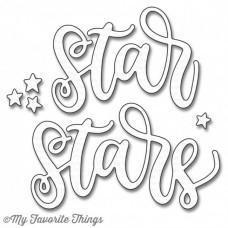Kovinska šablona - Shining Stars - My Favorite Things