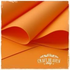 Foamiran - Orange