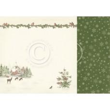 Papir - Winter wonderland - Let's be Jolly