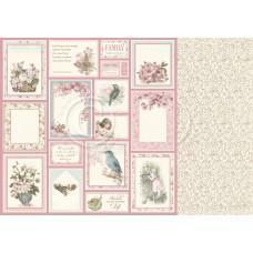 Papir - Sweet Memories - Cherry Blossom Lane