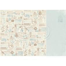 Papir - Vintage Journal - Cherry Blossom Lane