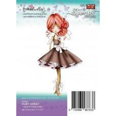 Štampiljka - Ruby - Sweet - Polkadoodles