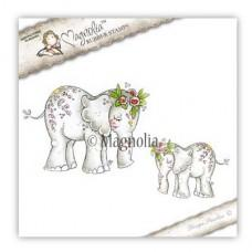Štampiljka - Rosie & Her Mother - Magnolia