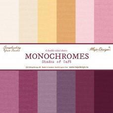 Papir - Monochromes - Shades of Café - Celotna Kolekcija