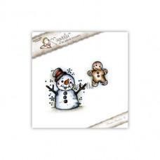 Štampiljka - Snowman Kit - Magnolia