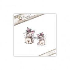 Štampiljka - Sunbeam Bunnies Kit - Magnolia