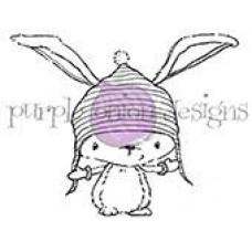 Štampiljka - Birch (Winter Bunny) - Purple Onion Designs