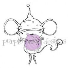 Štampiljka - Holly (Mouse) - Purple Onion Designs
