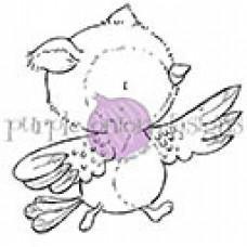 Štampiljka - Hoot (Walking Owl) - Purple Onion Designs