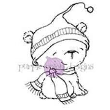 Štampiljka - Icicle (Polar Bear) - Purple Onion Designs