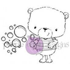 Štampiljka - Jackson & Bubbles - Purple Onion Designs