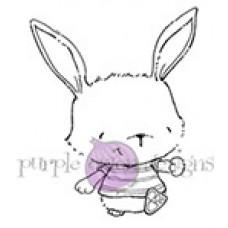 Štampiljka - Willa (Walking Bunny) - Purple Onion Designs