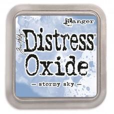 Tim Holtz Distress Oxide Ink Pad - Stormy Sky