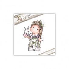 Štampiljka - Tilda With Little Bunny - Magnolia