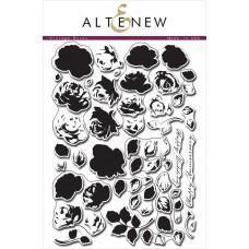 Set štampiljk - Vintage Roses - Altenew