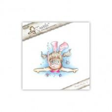 Štampiljka - Swimming Tilda - Magnolia