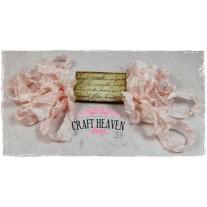 Vintage Seam Binding – Baby Pink
