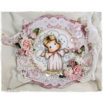 OOAK Handmade Greeting Card - My Angel