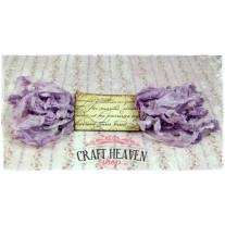 Vintage Seam Binding – Purple