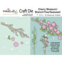Cherry Blossom / Branch / Tree / Seaweed - Polkadoodles