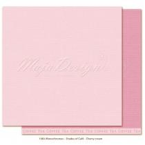 Paper - Monochromes - Shades of Café - Cherry Cream