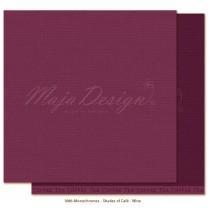 Paper - Monochromes - Shades of Café - Wine