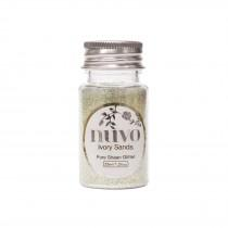 Nuvo Glitter -  Ivory Sands