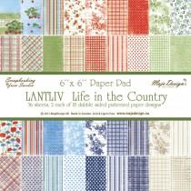 Maja Design - Life in the Country - 6x6 Paper Pad