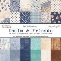 Maja Design - Denim & Friends - Complete 12x12 Collection