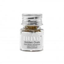 Nuvo - Gemstones - Golden Ovals