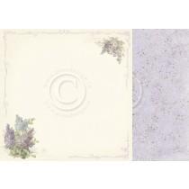 Paper - Dreams of lilacs – New Beginnings