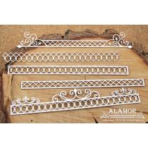 Alamor - Borders XL - Scrapiniec