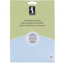 Inkadinkado Stamping Mask Paper