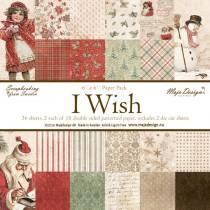 Maja Design - I Wish - 6x6 Paper Pad