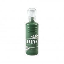 Nuvo - Crystal Drops Grande - Gloss - Woodland Green