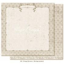 Paper - Marriage Proposal - Vintage Romance