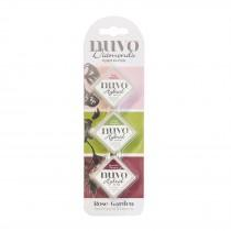 Nuvo Diamonds - Hybrid Ink Pads - Rose Garden