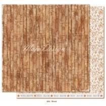 Paper - Wood - Denim & Friends