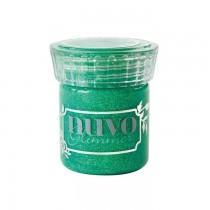Nuvo - Glimmer Paste - Peridot Green