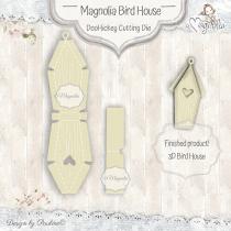 Magnolia Bird House - Magnolia