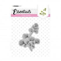 Studio Light - Essentials - Cling Stamps - CLINGSL10