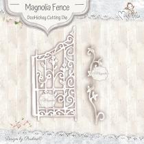 Magnolia Fence - Magnolia