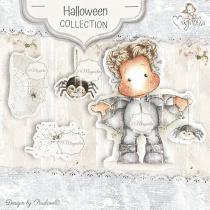 Halloween Art Stamp Sheet - Magnolia
