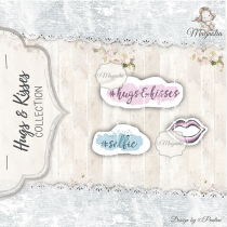 Hugs & Kisses kit - Magnolia