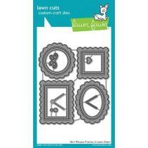 Lawn Cuts - Mini Picture Frames - Lawn Fawn