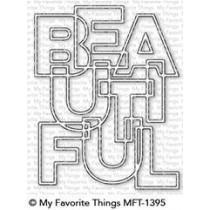 Bold Beautiful - Die-Namics - My Favorite Things